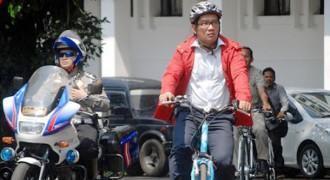 Kegiatan Wali Kota Bandung Hari Ini