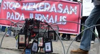 Usut Tuntas Kasus Kekerasan Jurnalis di Makassar!